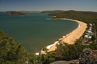Pearl Beach, New South Wales Suburb of Central Coast, New South Wales, Australia
