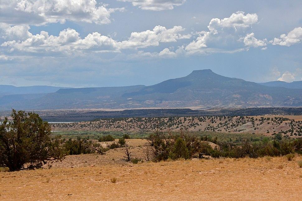 Pedernal Mountain, NM