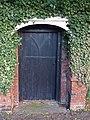 Pedestrian Gateway, Old Vicarage, Wootton - geograph.org.uk - 1589256.jpg