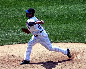 Pedro Feliciano - Feliciano with the Mets