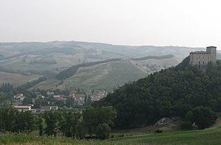 Pellegrino Parmense Comune in Emilia-Romagna, Italy
