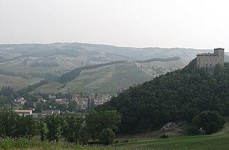 Pellegrino Parmense - Image: Pellegrino Parmense