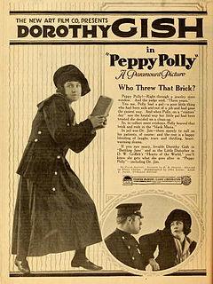 <i>Peppy Polly</i> 1919 film by Elmer Clifton