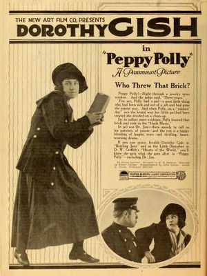 Dorothy Gish - Peppy Polly (1919)
