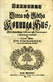 Peringskiöld, Ättartal för Swea och Götha KonungaHus (1725) titelblad.jpg