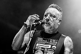 Peter Hook in 2018
