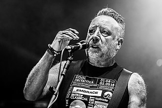 Peter Hook - Hook performing at Nocturnal Culture Night 2018