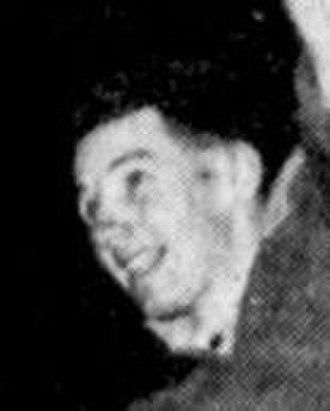 Peter Schofield - Image: Peter Schofield 1953