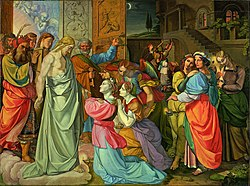 Peter von Cornelius - The Parable of Wise and Foolish Virgins (unfinished) - Google Art Project.jpg