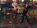Petofi halala Hegedus Laszlo festmenye 1855 korul.jpg
