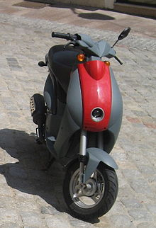 Scooter With Seat >> Peugeot Ludix - Wikipedia