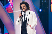 Philipp Kirkorov Philipp Kirkorov at Christmas Song of the Year 2015.jpg