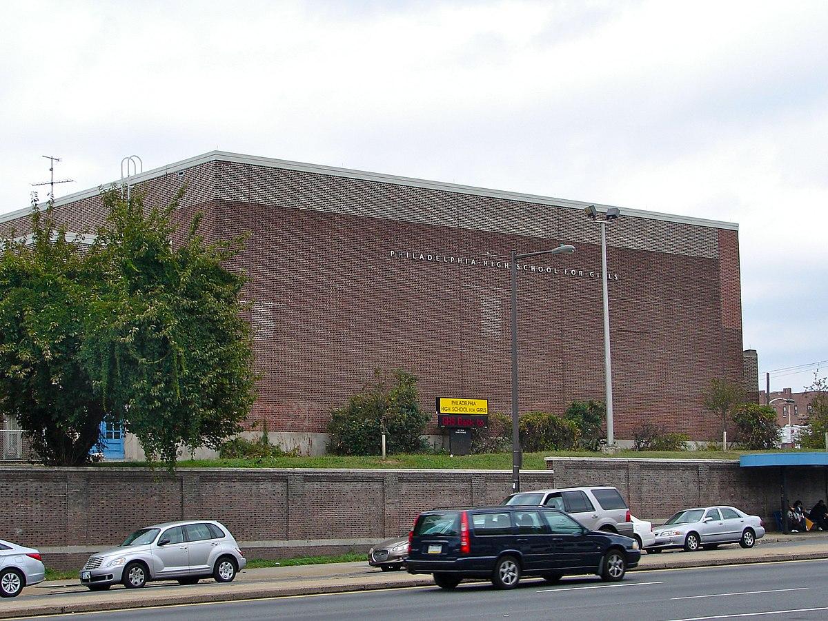 Philadelphia High School For Girls Wikipedia
