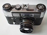 Фотоаппарат фэд-5в инструкция