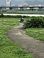Photographer Photographing Runners in Guanshan Riverside Park 20170423.jpg