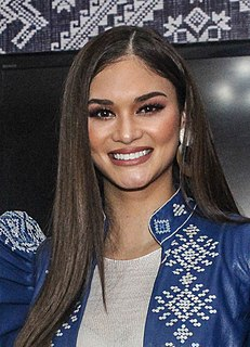 Pia Wurtzbach Filipino actress and beauty queen, Miss Universe 2015