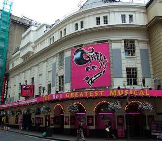 Piccadilly Theatre - Piccadilly Theatre in 2007