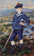 Sailor Boy (Portrait of Robert Nunès)