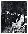 Pierre Pflimlin, Mayor of Strasbourg; Mayor John F. Collins; unidentified men (12172878385).jpg