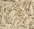 Pieter Bruegel the Elder Clothe the Naked The Seven Acts of Mercy 1559.jpg