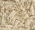 Pieter Bruegel the Elder Clothe the Naked The Seven Acts of Mercy 1559.jpg
