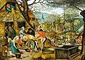 Pieter Brueghel (II) - The four seasons, autumn (Bukarest).jpg