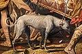 Pieter pietersz, i tre ebrei condotti alla fornace da nabucodonosor, 1575, 04 cane.jpg