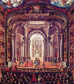 Pietro Domenico Oliviero - The Royal Theater in Turin.jpg