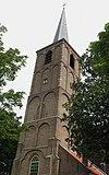 pijnacker - kerktoren dorpskerk