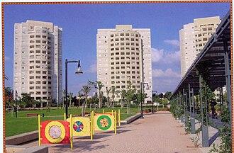 Or Yehuda - Or Yehuda residential towers