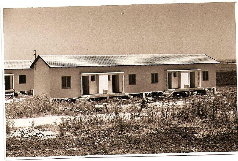 בית מגורים בקיבוץ עינת
