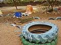 PikiWiki Israel 18717 Playground in Kibbutz Lotan.JPG