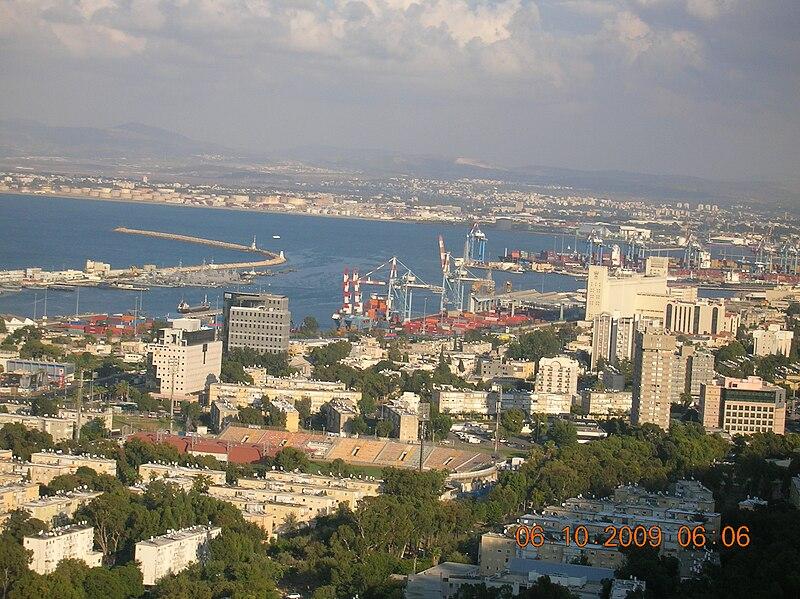File:PikiWiki Israel 5426 Haifa Port.JPG