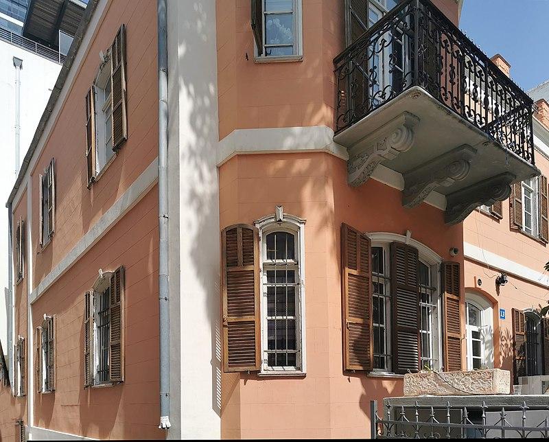 בית וייסר ברחוב לילנבלום 13