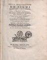 Pio Fantoni – Della inalveazione de' fiumi del Bolognese, e dell, 1766 - BEIC 2051738.tif