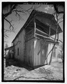 Pisgah National Forest Inn, Tree Top Cabin, Blue Ridge Parkway Milepost 408.6, Asheville, Buncombe County, NC HABS NC-356-C-4.tif