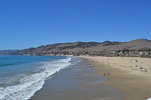 Pismo Beach looking north.JPG
