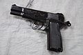 Pistol Auto 9 mm 1A - Kolkata 2012-01-23 8779.JPG