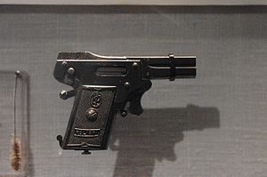 2mm Kolibri - Image: Pistol Kolibri (19890833309)