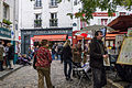 Place du Tertre, Paris 18 October 2012 001.jpg