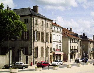 Vic-sur-Seille Commune in Grand Est, France