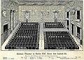 Plan de salle du Schall und Rauch, ancêtre du Kleines Theater.jpg