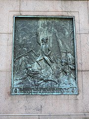 Plaque Battle Harlem Heights