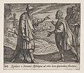 Plate 148- Aesculapius Speaking to the Romans (Epidauro a Romanis AEsculapius ad urbis luem discutiendam sollicitatur), from Ovid's 'Metamorphoses' MET DP864239.jpg