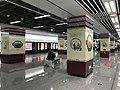 Platform of Line 7 in Yipintianxia Station.jpg