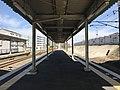 Platform of Togo Station 4.jpg