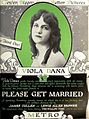 Please Get Married (1919) - Ad 1.jpg