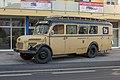 Poertschach Hauptstrasse 180 Steyr Diesel historischer Postamt-Bus 10122015 9590.jpg