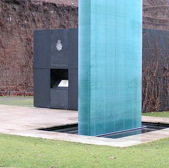 National Police Memorial - Image: Police National Memorial 2755