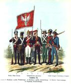 Polish infantry 1794